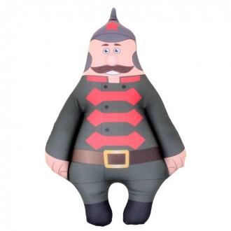 """Мягкая игрушка-антистресс """"Военный"""" (25 см)"""