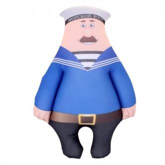 """Мягкая игрушка-антистресс """"Моряк"""" (25 см)"""