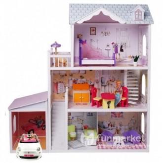 """Кукольный домик Luxury house """"Delia"""" с гаражом"""