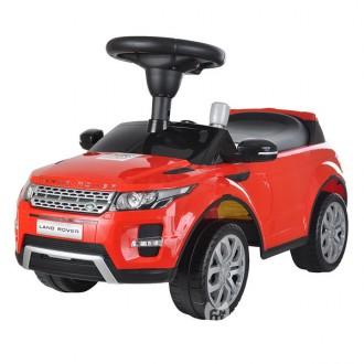 Автомобиль - каталка Chi Lok Bo Land Rover Range Rover Evoque,красный