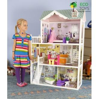 """Кукольный домик Luxury house """"Delia"""""""