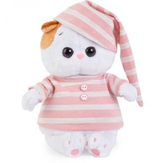 ЛИ-ЛИ BABY в полосатой пижамке (20 см)
