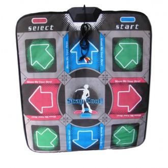 Танцевальный коврик Классик 32 Бит с картой памяти 4 Гб