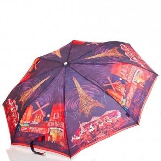 Зонт женский полуавтомат (Париж) Zest 53626 (Великобритания)