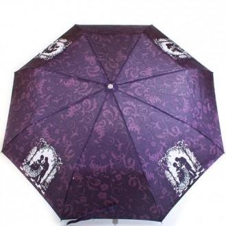 Зонт женский полуавтомат (Свидание) Zest 53626 (Великобритания)