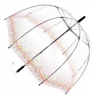 Зонтик прозрачный трость Zest 51570-1 (Великобритания)