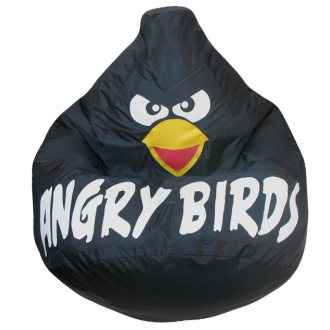 Кресло-мешок Чёрная птичка
