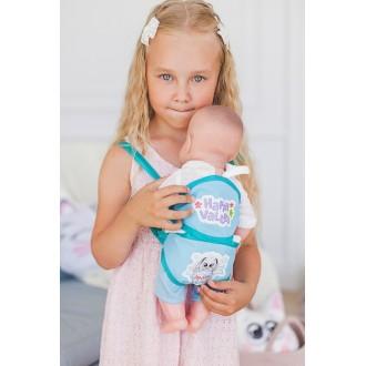 Рюкзак-переноска для пупсов «Сладкий малыш»