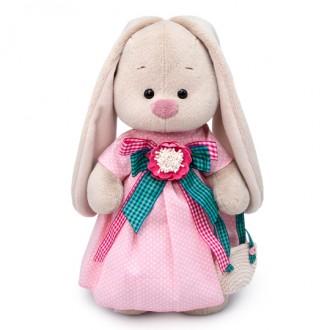 Зайка Ми Розовая дымка (25 см)