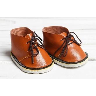 "Ботинки для куклы ""Завязки"", длина подошвы 7,5 см"