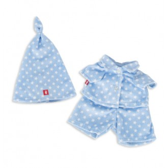 Голубая пижама для Зайки Ми 18 и 25 см