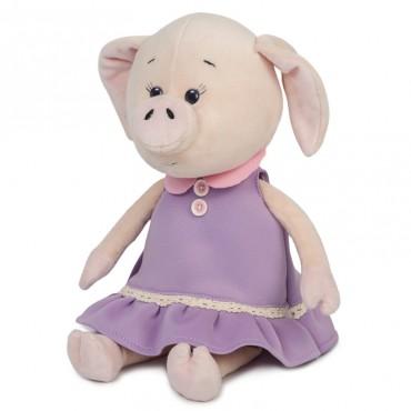 Свинка Наденька в Платье (20 см)