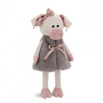 Свинка Варенька (25 cм)