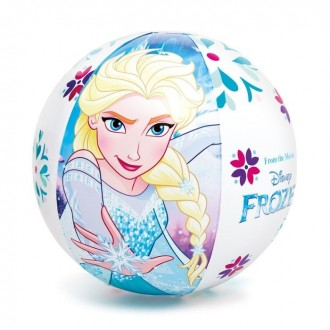 """Мяч пляжный """"Холодное сердце"""", диаметр 51 см"""