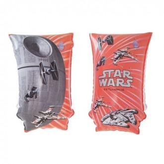 """Нарукавники для плавания """"Звёздные войны"""", 30 х 15 см, 6-12 лет Bestway"""