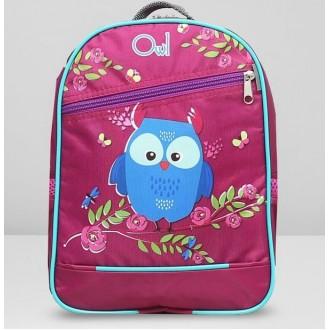 Рюкзак детский на молнии, 1 отдел, 3 наружных кармана