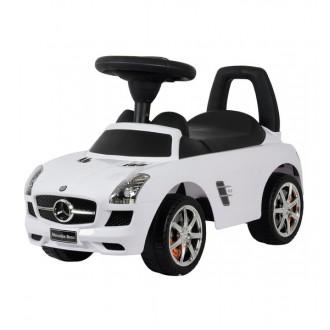 Автомобиль-каталка Chi Lok BO Mercedes-Benz SLS AMG,цвет белый