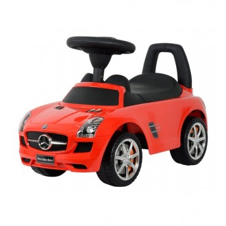Автомобиль-каталка Chi Lok BO Mercedes-Benz SLS AMG, цвет красный