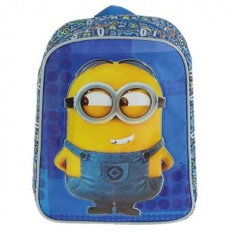 """Рюкзачок детский """"Миньоны"""" Universal Studios 28*21*12,5 см (под заказ)"""
