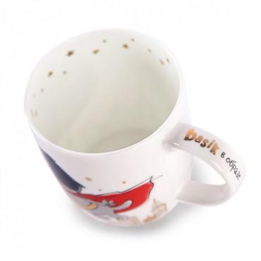 Кружка BUDI BASA souvenirs СуперКОТ 400 мл