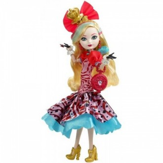 "Кукла Эппл Вайт Ever After High Mattel серия ""Путь в страну чудес"" (26 см)"