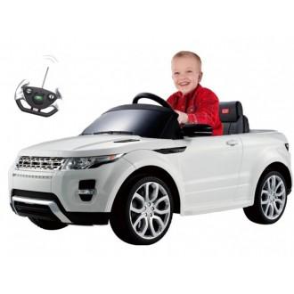 Автомобиль - каталка Chi Lok Bo Land Rover Range Rover Evoque,цвет белый